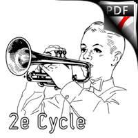 1ere étude de concours - Cornet et Orchestre d'Harmonie - PETIT A. S.