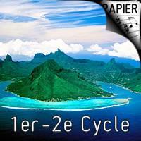 2 Chants Mélanésiens - Chœur et Piano - TRADITIONNEL