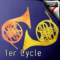 20 duos pour cors - POTRAT R.
