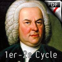 5 Chorals - Ensemble Variable - BACH J.S.