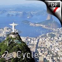 7 chants brésiliens - Ensemble Variable - TRADITIONNEL