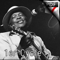 9 blues - Duos de Guitares - BOULET H.