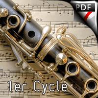A cinq - Quintette de Clarinettes égales - DEQUEANT B.