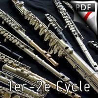 Air de Tamino - Ensemble de Flûtes - MOZART W.A.
