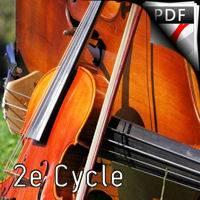 Alla Turca - Duo Violon & Violoncelle - MOZART W. A.