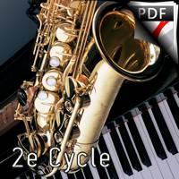 At last - Saxophone Piano - VEYS A.