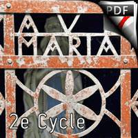 Ave Maria - Soprano & Quintette à Cordes - ROUX J.J.