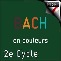 Bach en Couleurs (6 petites pièces) - Analyse Musicale - CHARLIER C.
