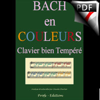 Clavier Bien Tempéré 1 BWV 864 - Analyse - CHARLIER C.