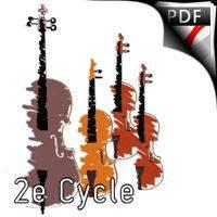 Badicordes - Quatuor à Cordes - ROUX J.J.