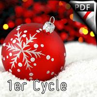 Berceuse de Noël -Ensemble à Géométrie Variable - GRIEG E.