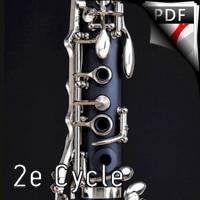 Blues maloya - Clarinette Piano - LIBOUREL L.