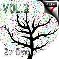 Chansons de toujours Vol.2 - Ensemble Variable - TRADITIONNEL FRANCAIS
