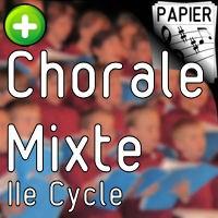 6 Nocturnes  - Chœur & Quatuor Clarinettes - MOZART W. A.