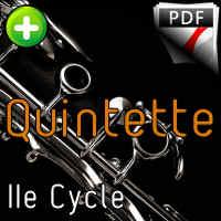 Concerto pour Basson RV484 (Andante) - Quintette Clarinettes - VIVALDI A.