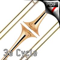 Concerto pour 2 Trombones - Trombones et Orchestre d'Harmonie - PIZON P.
