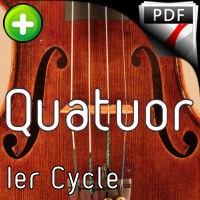 El Grillo - Quatuor à Cordes - DES PRES J.