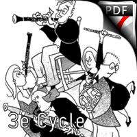 Danse hongroise et Valse lente - Quintette à vents - KINADJIAN P.