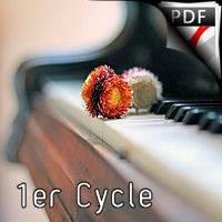 Douce et Romantique - Piano 4 mains - BUREL D.