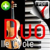 1er Prélude - Violon ou Alto & Piano - BACH J. S.