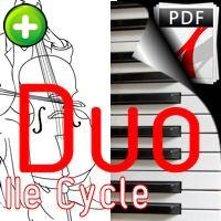 Elegy - Duo Violoncelle & Piano - MANCHOT P.