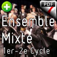 Two Songs - Ensemble Géométrie Variable - DOWLAND J.