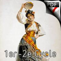 Entracte - Ensemble de Flûtes - BIZET. G.