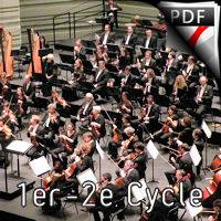 Fantaisie Mécanique - Orchestre Symphonique - COLLIN P.