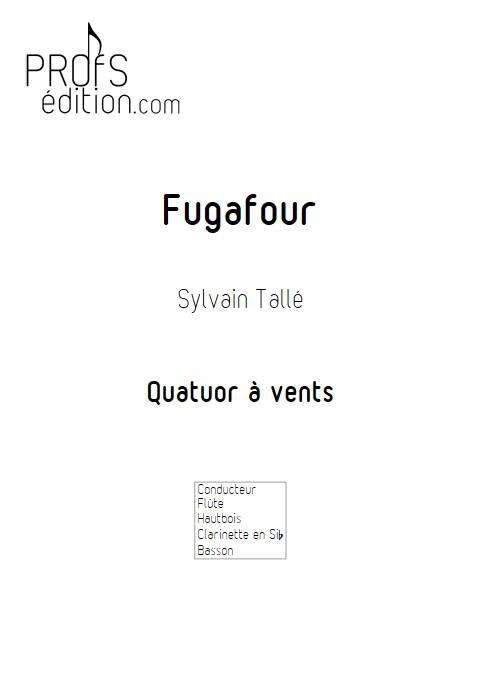 Fugafour - Quatuor à vents - TALLE S. - front page