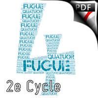Fugafour - Quatuor à vents - TALLE S.