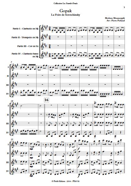 Gopak - Ensemble à Géométrie Variable - app.scorescoreTitle