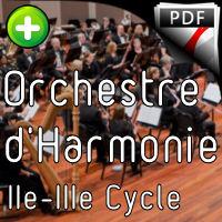Rhapsody In Blue - Orchestre Harmonie - GERSHWIN G.