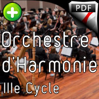Divertimento - Orchestre Harmonie - BACH C. P. E.