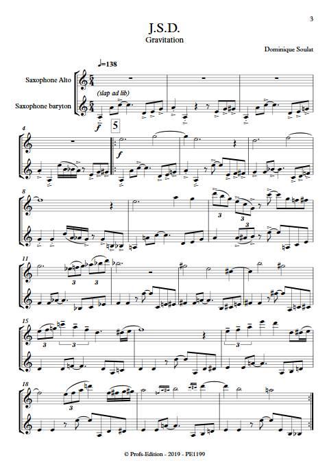 JSD - Duo de Saxophones - SOULAT D. - app.scorescoreTitle