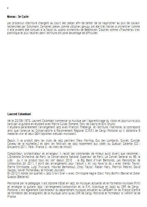 Kinderszenen - Quintette à Cordes - SCHUMANN R. - Educationnal sheet