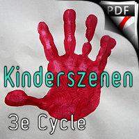 Kinderszenen - Clarinette et Quatuor à Cordes - SCHUMANN R.