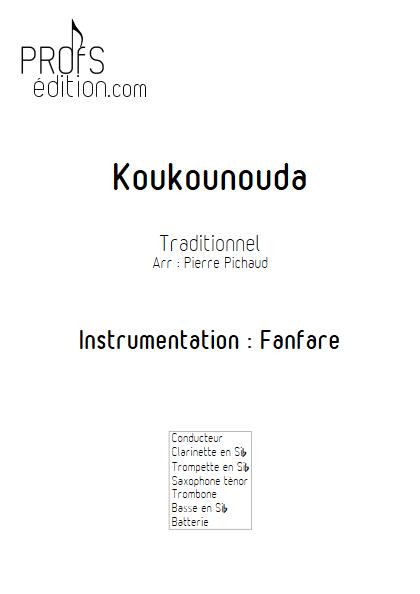 Koukounouda - Fanfare - TRADITIONNEL - front page