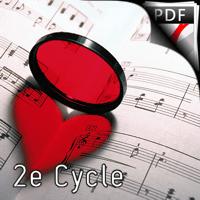 L'Amour - Trio Chant, Guitare, Batterie - BOULET H.