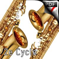 La Danza - Duo de Saxophones - ROSSINI G.