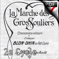 La marche des gros souliers - Chant & Orchestre d'Harmonie - DORALYS