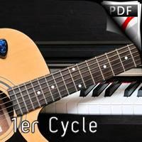 Le tourbillon - Duo Piano Guitare - REZVANI S.