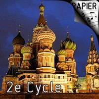 Les nuits de Moscou - Chœur mixte - SOLOVIEV-SEDOI V.