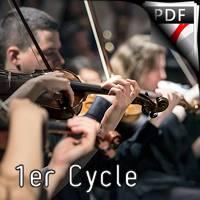 Manjka - Orchestre à cordes - PAULEAT J. F.