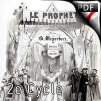 Marche du Sacre du Prophète - Quatuor de Saxophones - MEYERBEER G.