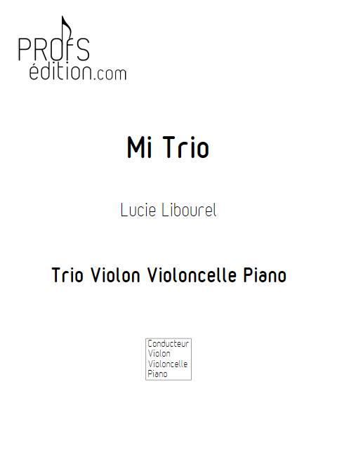Mi Trio - Trio cordes - LIBOUREL L. - front page