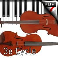 Mi Trio - Trio cordes - LIBOUREL L.
