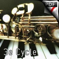 Miguel - Saxophone et Piano - VEYS A.