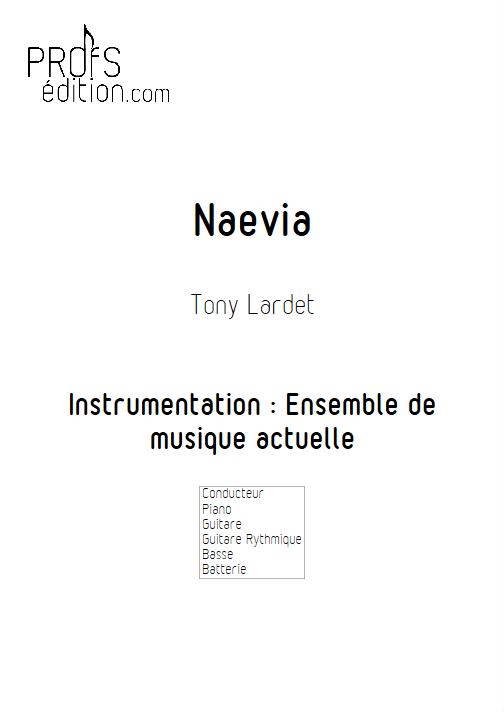 Naevia - Musique Actuelle - LARDET T. - front page