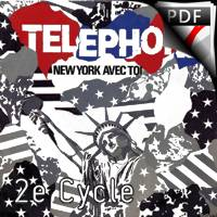 New-York avec toi - Orchestre d'Harmonie - TELEPHONE