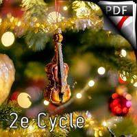 Noël Pyrénéen - Quatuor à Cordes - BONNAL E.